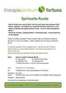Spirituelle Runde